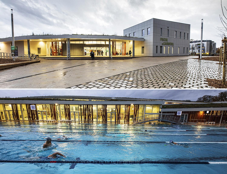 À Dijon, la piscine du Carrousel a terminé sa mue