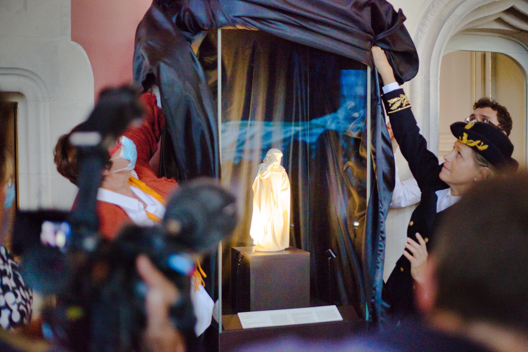 Le retour au bercail dijonnais du 17e pleurant du tombeau des ducs de Bourgogne