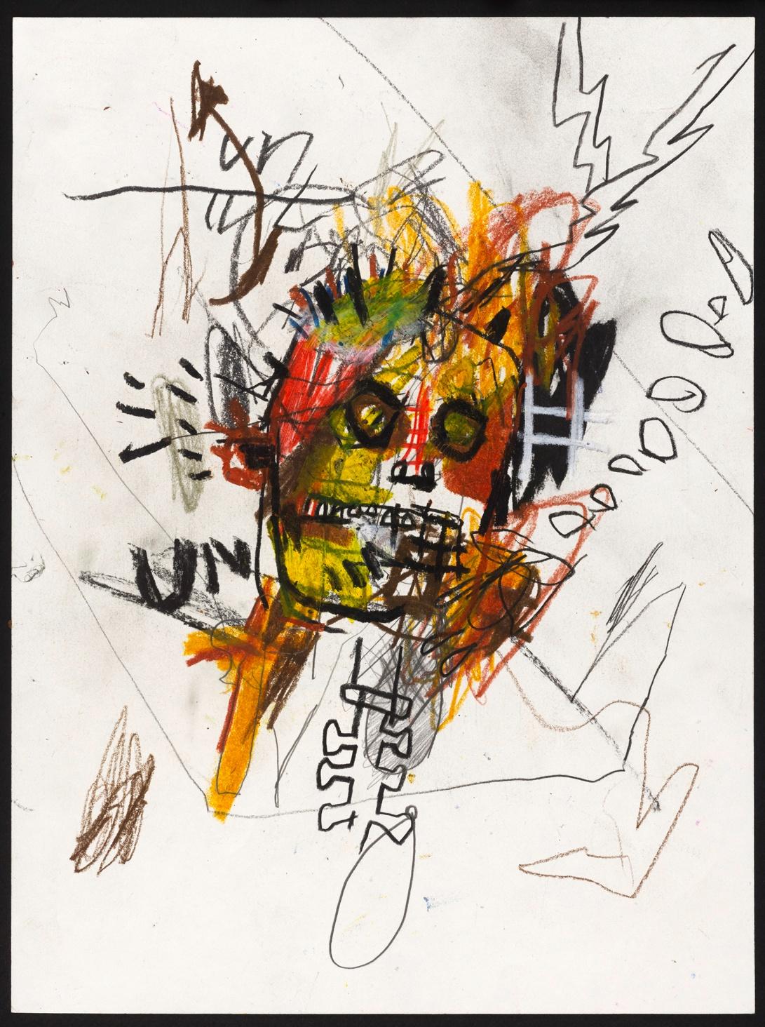 Basquiat fait irruption à Nuits-Saint-Georges dans la nouvelle galerie d'art contemporain Volcano