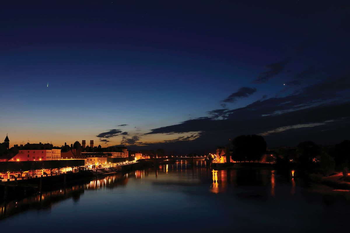 Suivez l'Orbandale pour une visite de l'étonnante Chalon-sur-Saône!