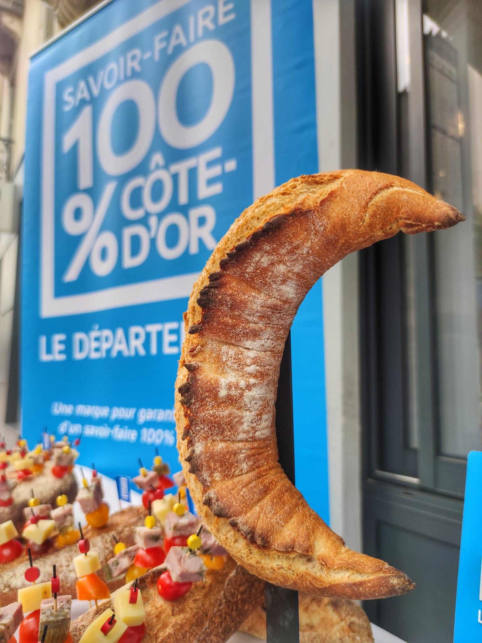 Une première boulangerie labellisée Savoir-faire 100% Côte-d'Or à Dijon