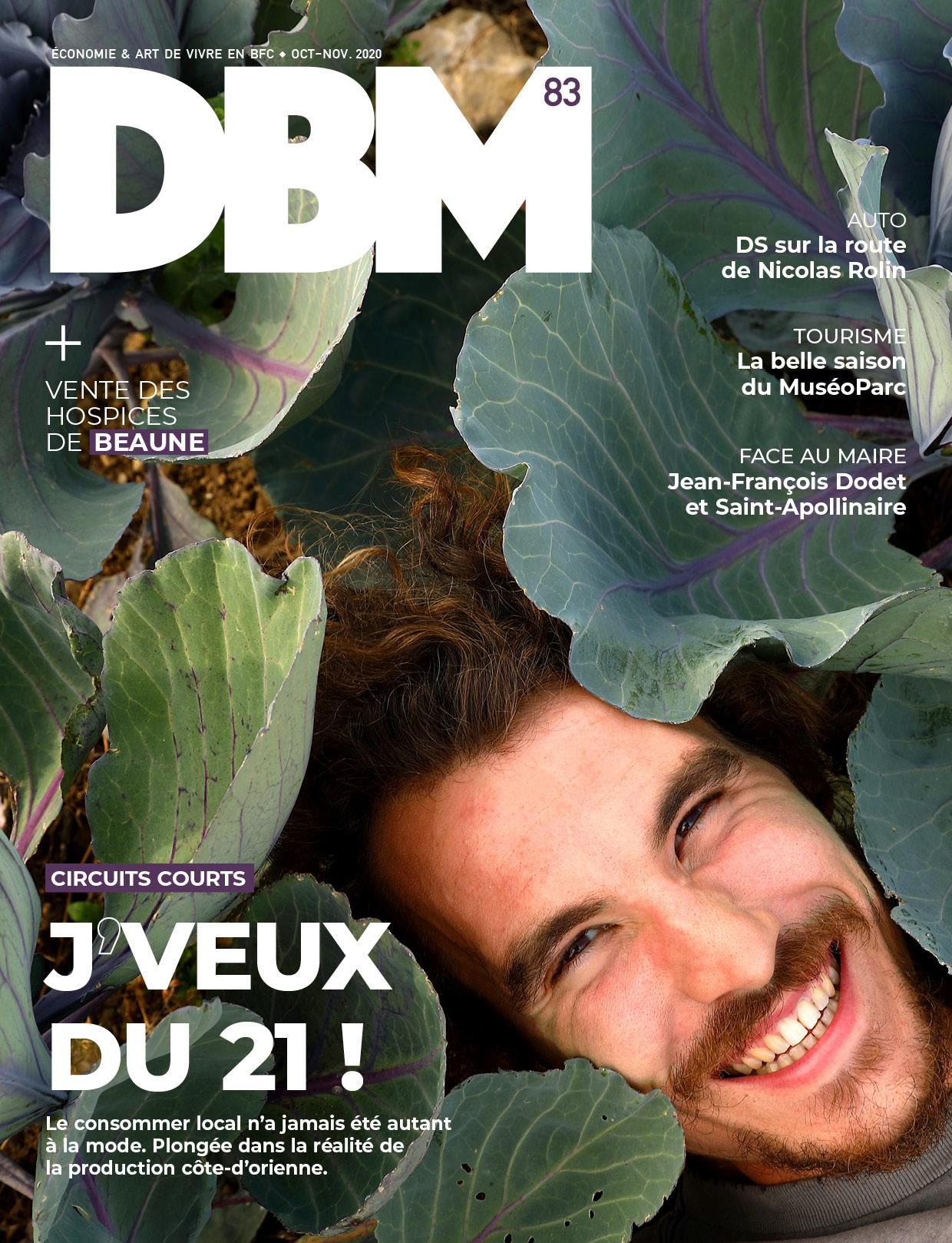 J'veux du 21 : DBM 83 interroge notre rapport au circuit local
