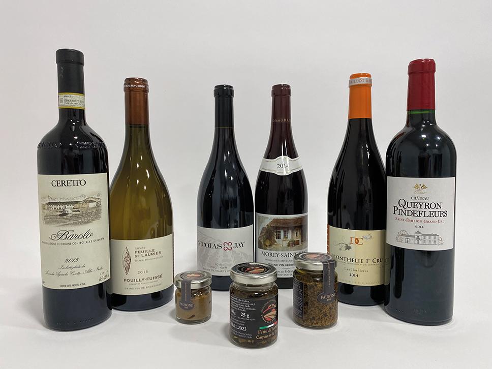 Accords de fêtes : truffes et vins au Goût du Vin