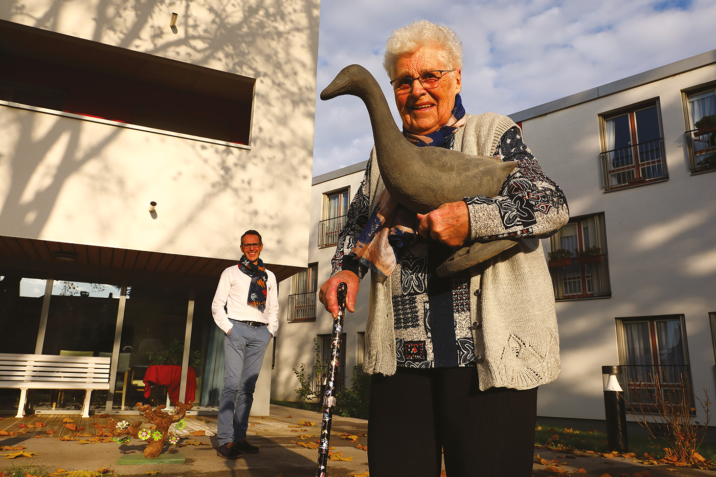 Beaune : résidence Les Primevères, ou comment « vivre sereinement sa vieillesse »