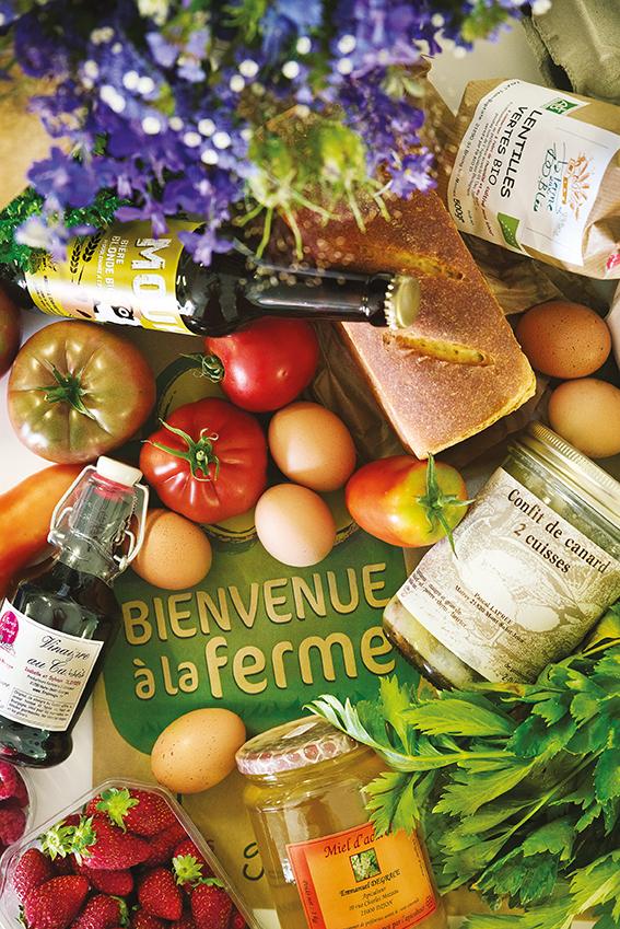 Drive fermier de Côte-d'Or : le terroir à emporter