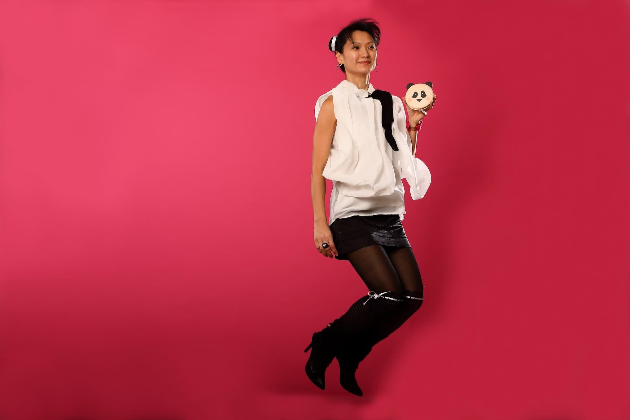 #ArtisanConfiné: Mathilde Eteve, pâtissière à Chalon, «je compte sur le mois de décembre pour pérenniser mon activité»