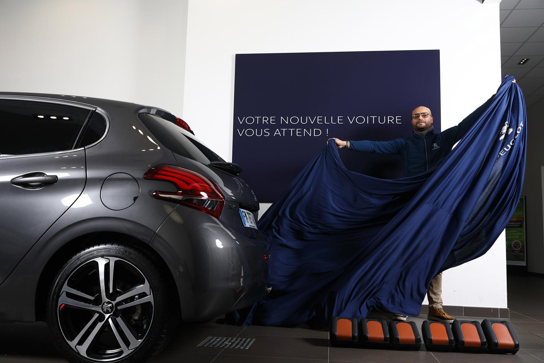 Reconfinement : pour les concessions Peugeot Dijon, la vie continue