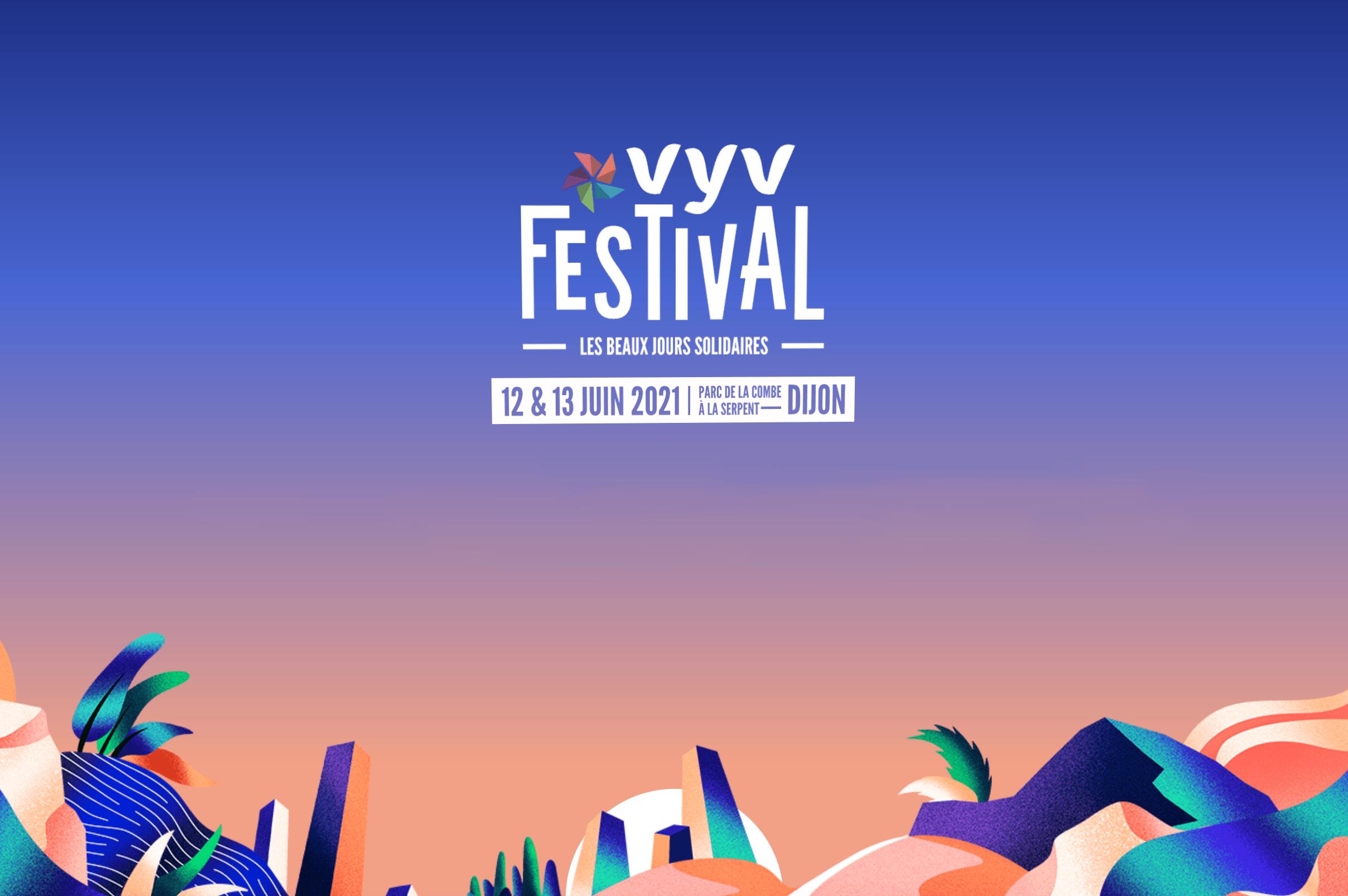 Dijon : VYV Festival mise sur juin 2021