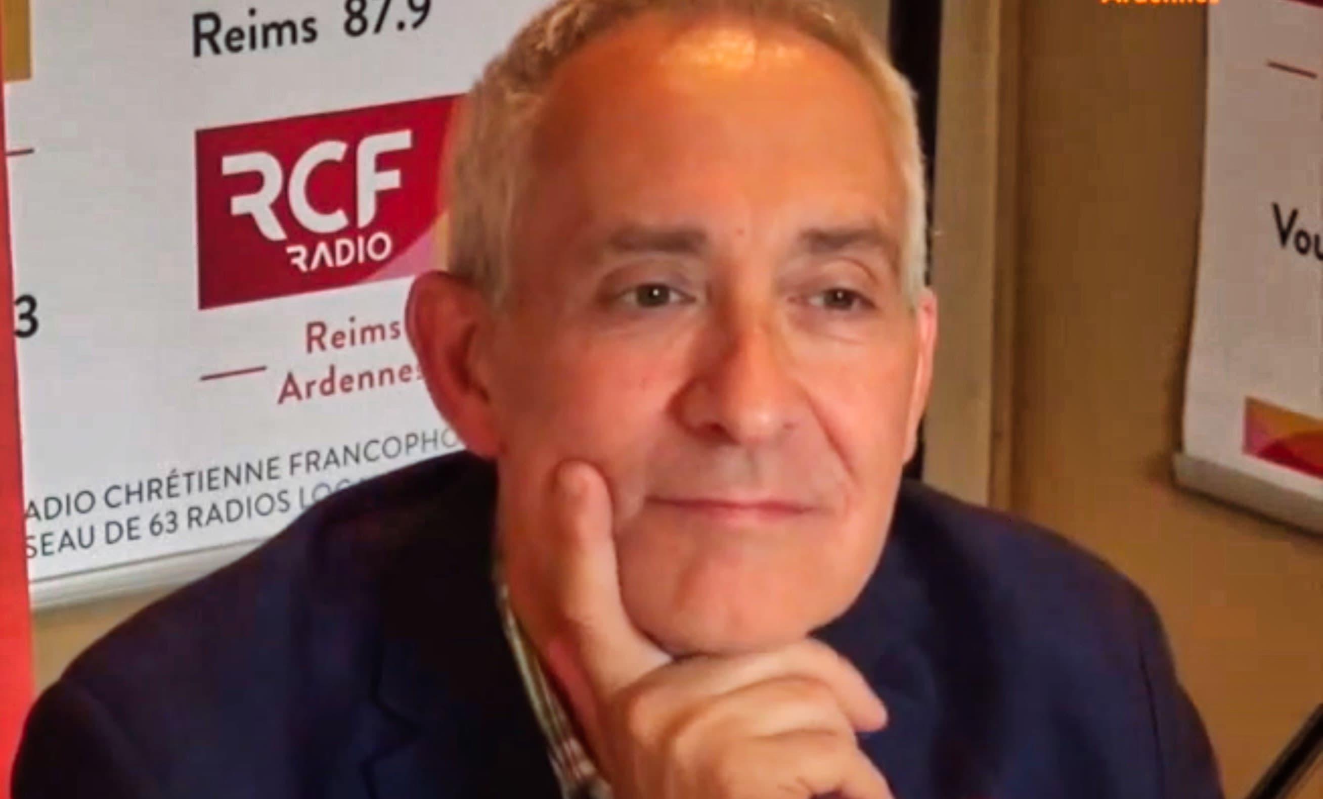 Michel Barthen, nouveau directeur de France 3 Bourgogne Franche-Comté