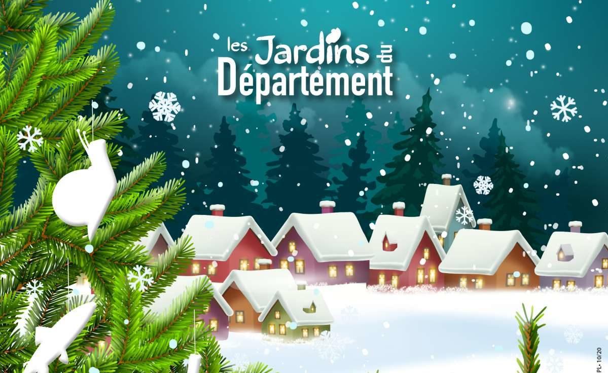 Les 4 et 5 décembre, un marché de Noël 100% Côte-d'Or dans les Jardins du Département