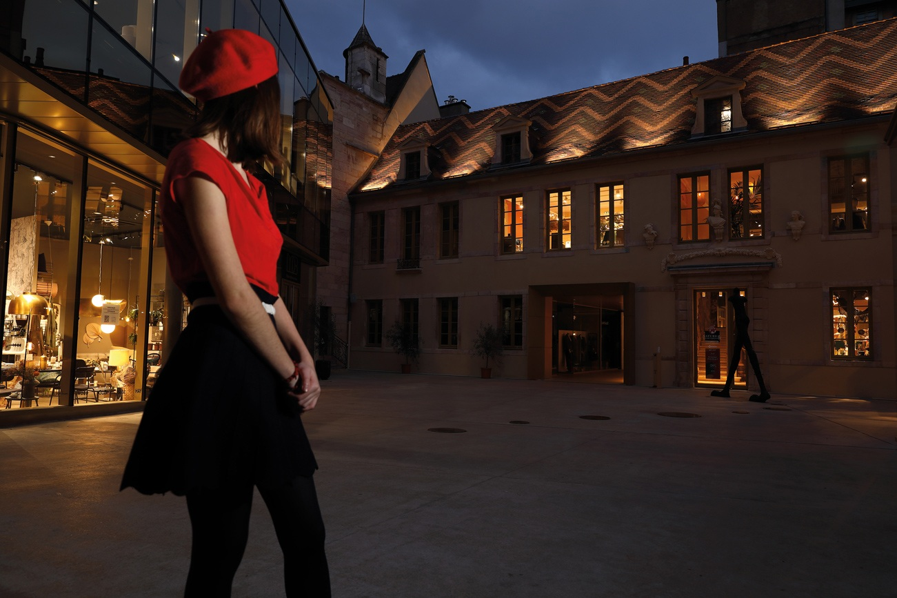De la Cour Bareuzai au futur centre Dauphine : l'excitant destin commercial de Dijon