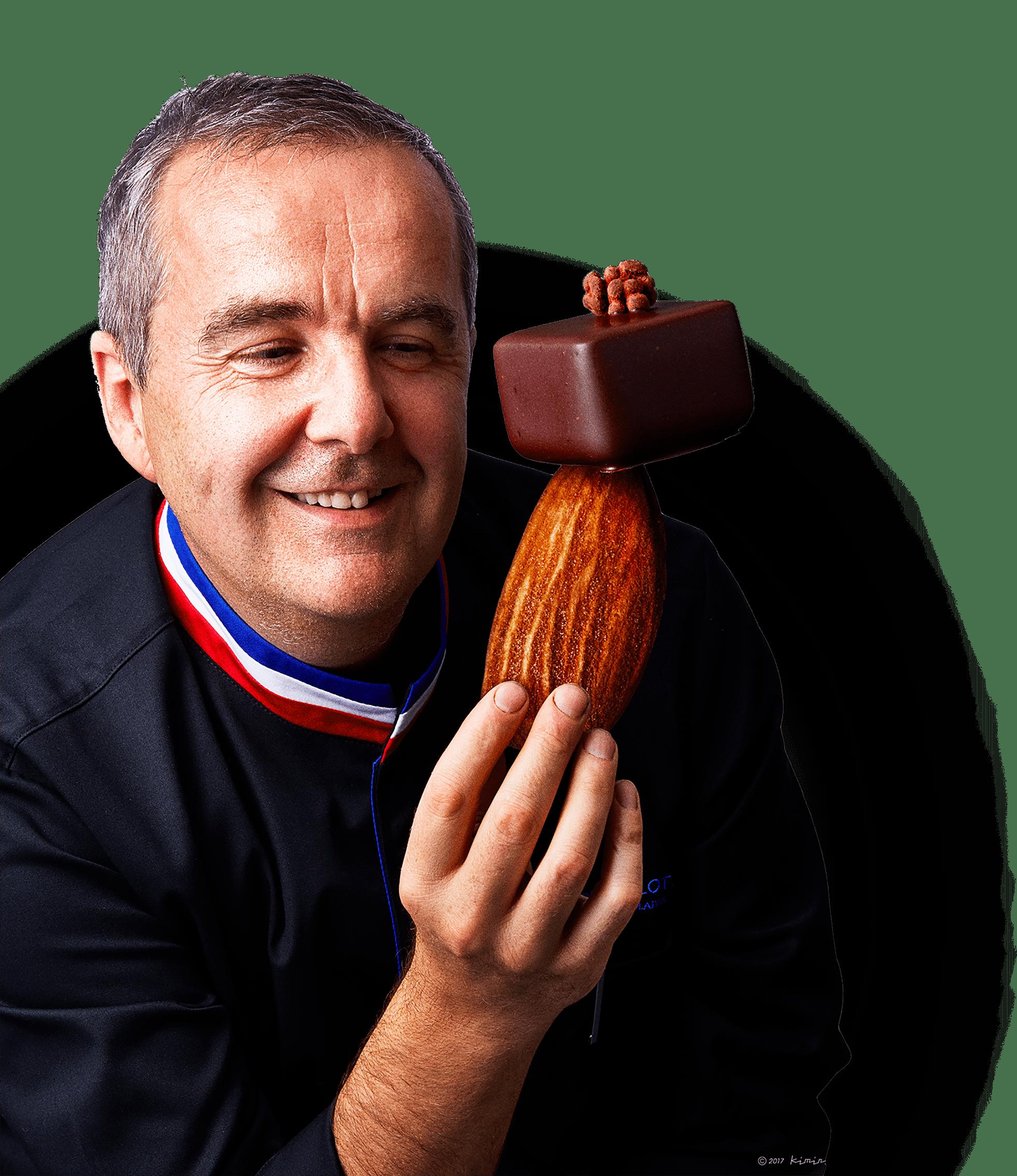 Fabrice Gillotte : le MOF du chocolat sort le grand jeu du Grand Nord