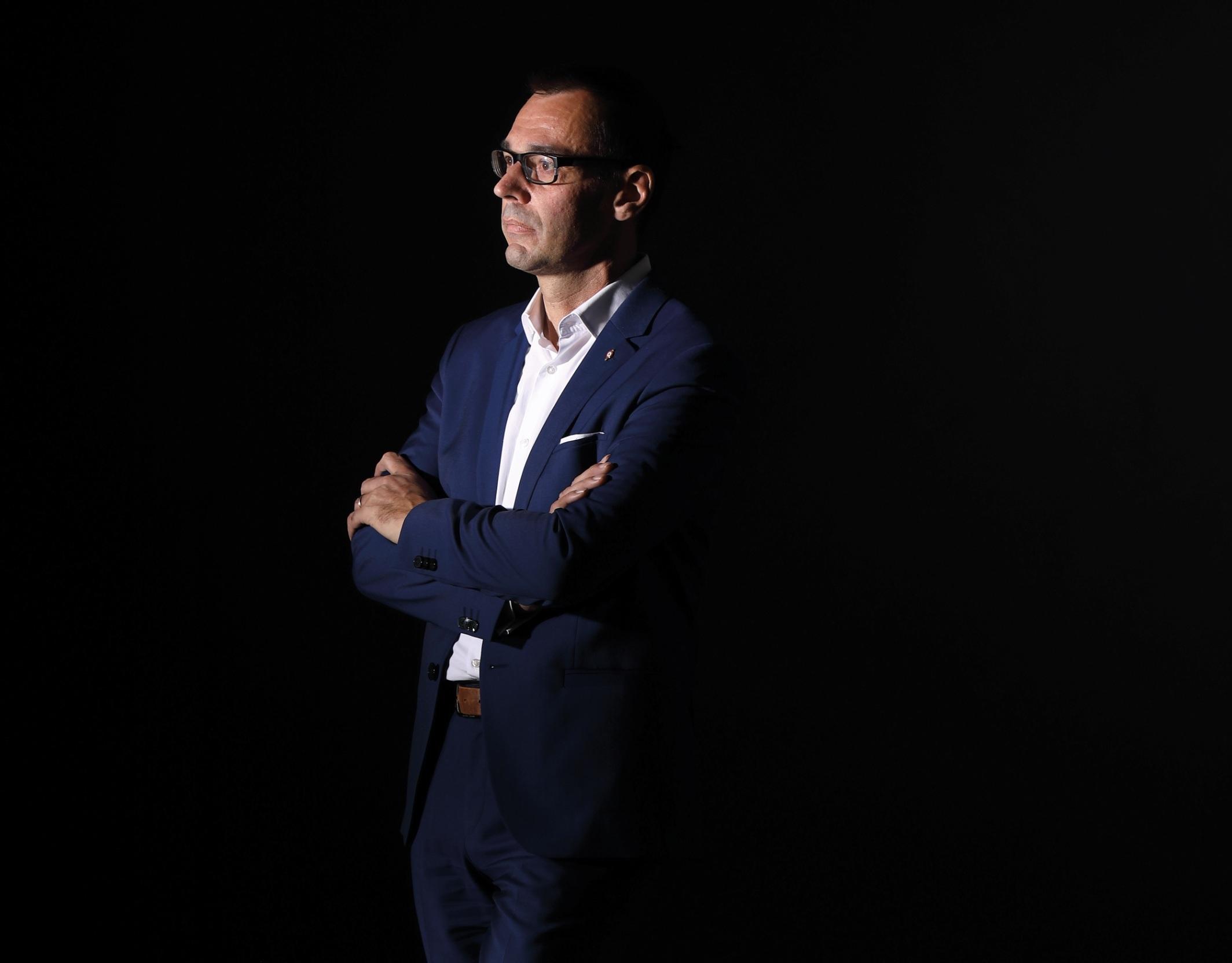 Fabian Ruinet, maire surprise sorti de l'ombre : « Talant est une grande petite ville »
