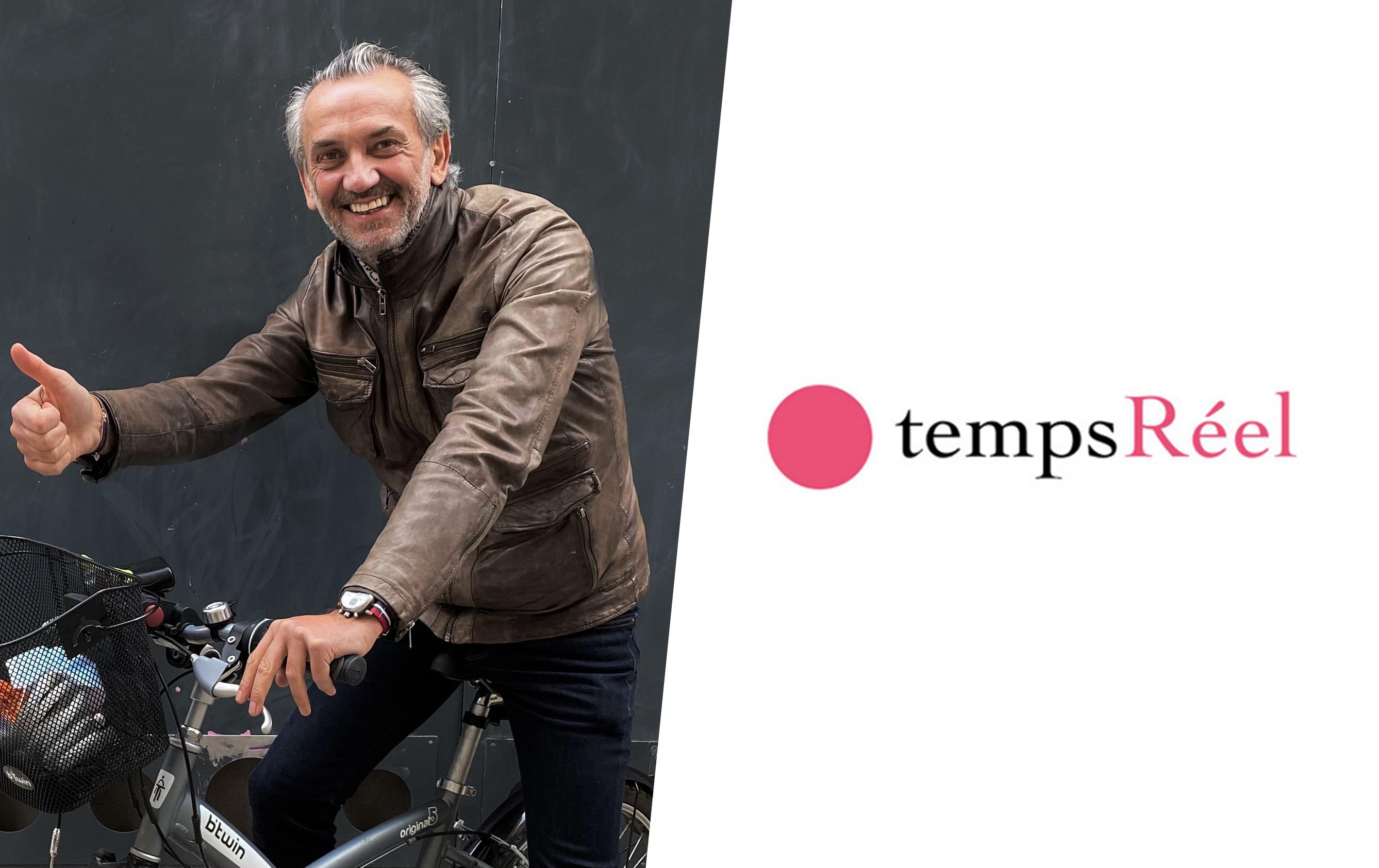 Fabrice Roy (tempsRéel) : « Renforcer nos stratégies d'engagement »