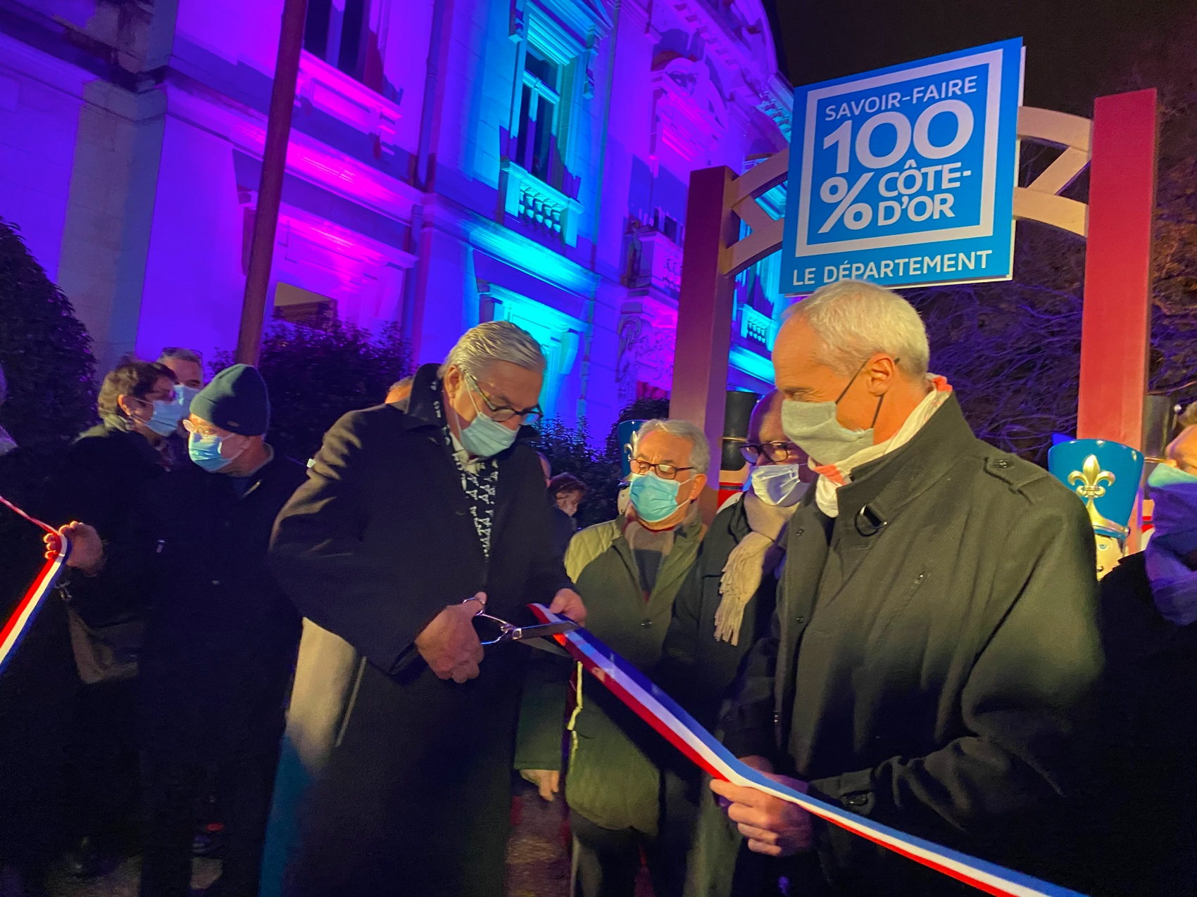 Marché de Noël 100% Côte-d'Or : l'acte de résistance des producteurs et artisans locaux