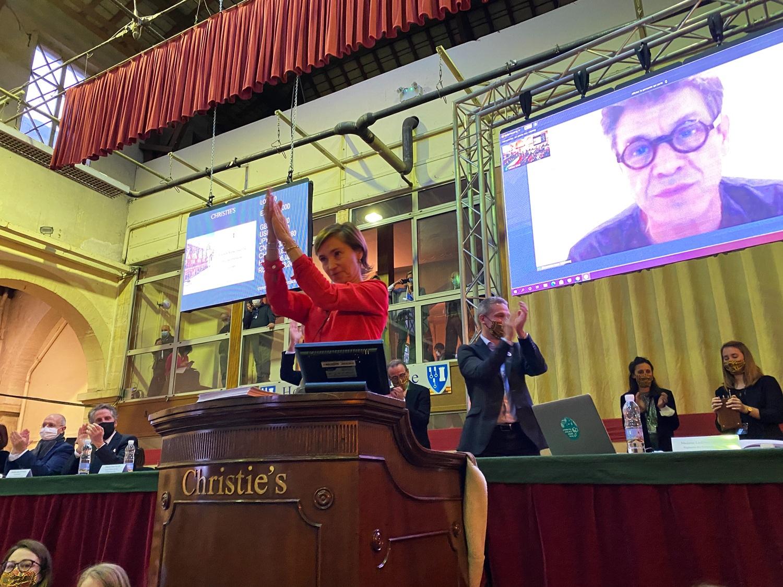 14,3 millions : deuxième meilleur résultat pour la 160e vente des Hospices de Beaune