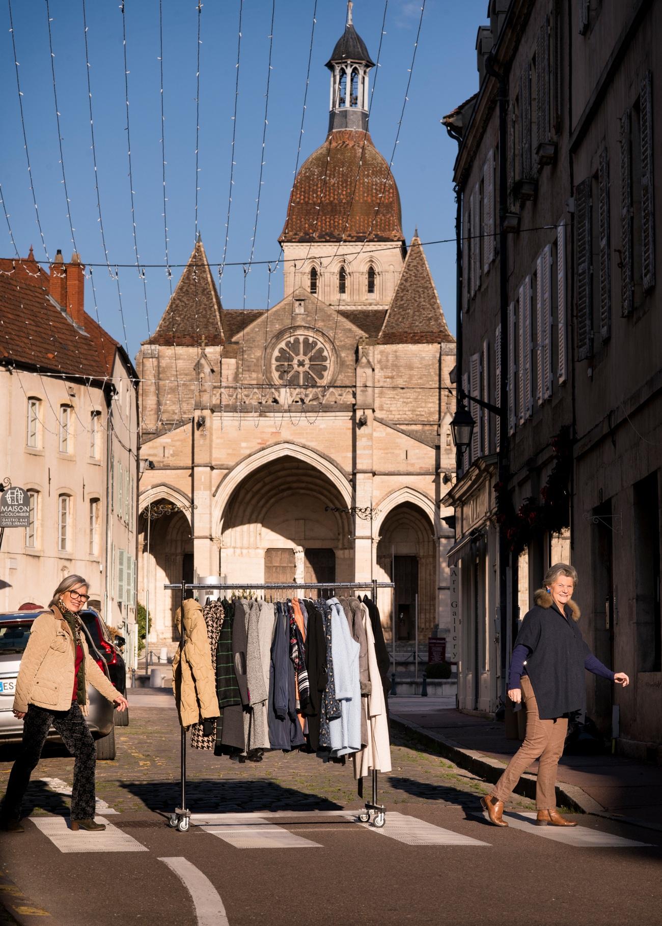 Beaune et ses commerces : welcome to Carré Maufoux !