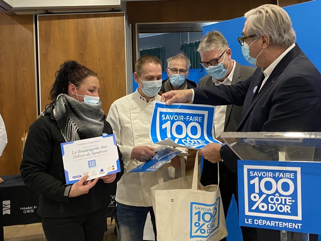 Savoir-faire 100% Côte-d'Or : la marque dépasse la centaine d'ambassadeurs