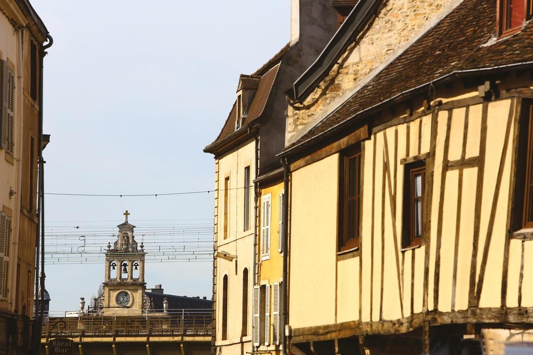 Rue Monge, la nouvelle voie gourmande de Dijon ?