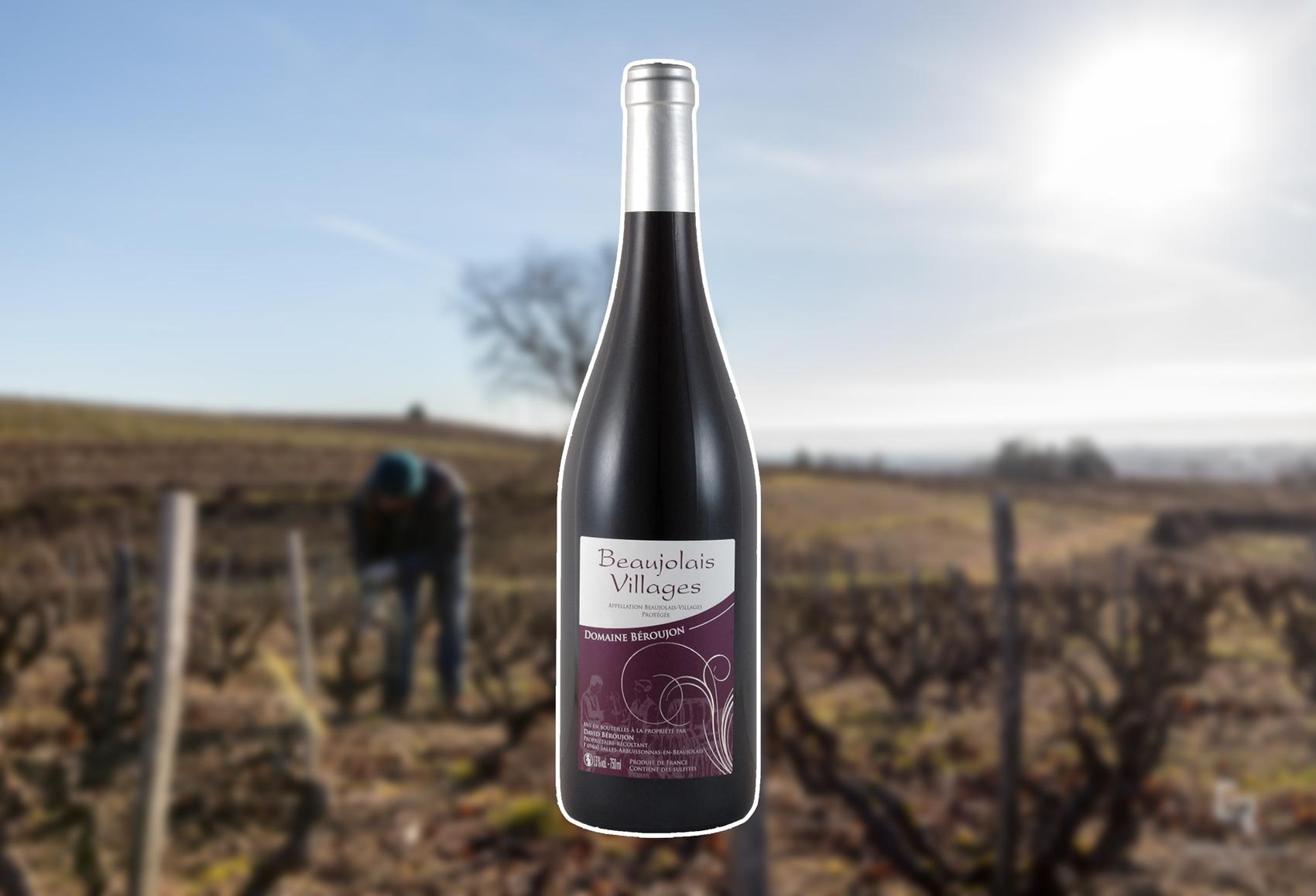 Concours international du gamay 2021 : un vin du Beaujolais sacré