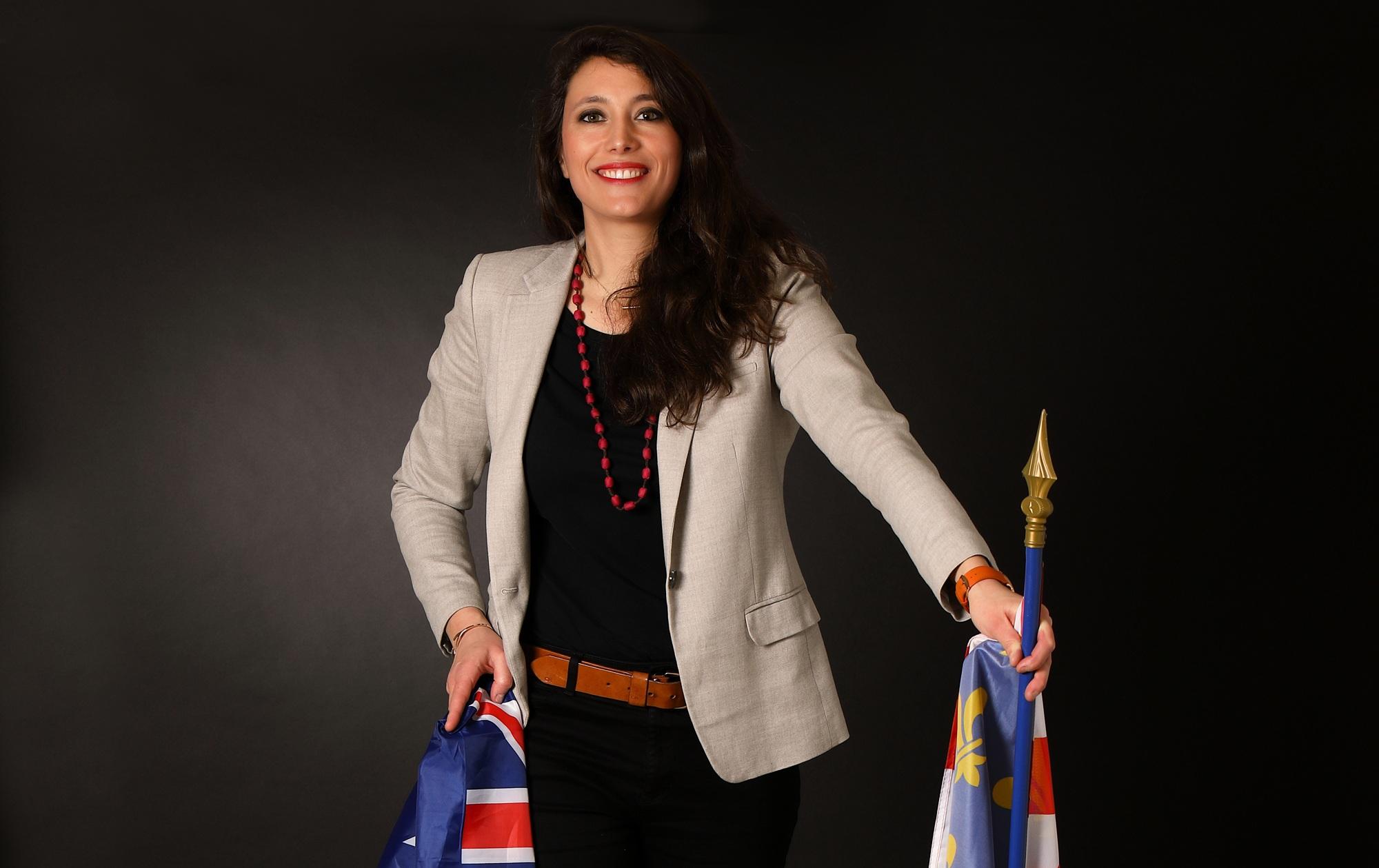 Clémentine Barbier, femme du vin formée par le voyage
