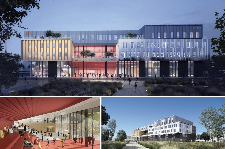 L'ESEO Dijon prépare sa grande rentrée sur le nouveau campus métropolitain