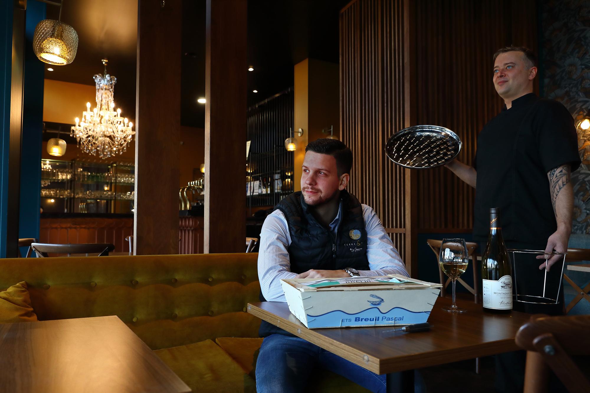 Avec son restaurant Terre & Mer à Dijon, la JDA prend le large