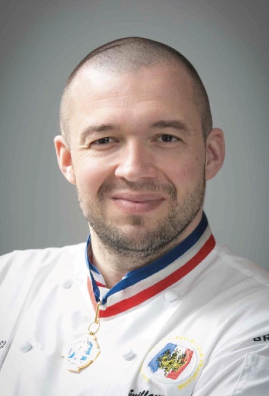 Guillaume Gomez présidera le jury du Mondial de l'œuf meurette au Clos Vougeot
