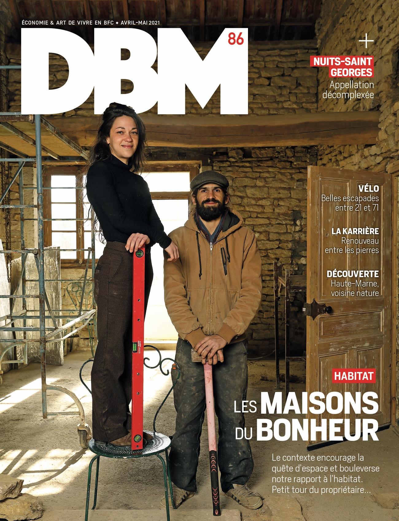 DBM n°86 spécial habitat… ou mythe campagnard ?