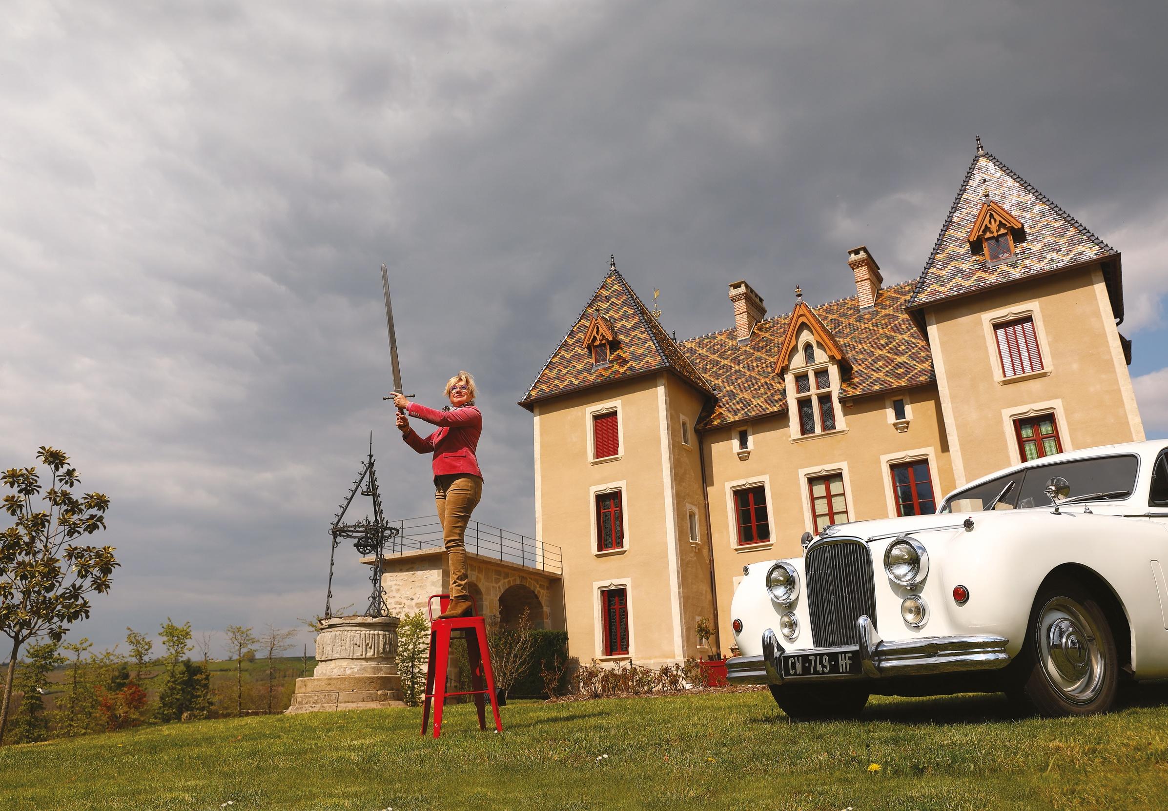 Le Couchois et son renouveau mis à l'honneur par Bourgogne Magazine