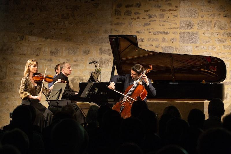Gautier Capuçon, nouveau directeur artistique de Musique & Vin au Clos Vougeot : « Ce festival est unique au monde »