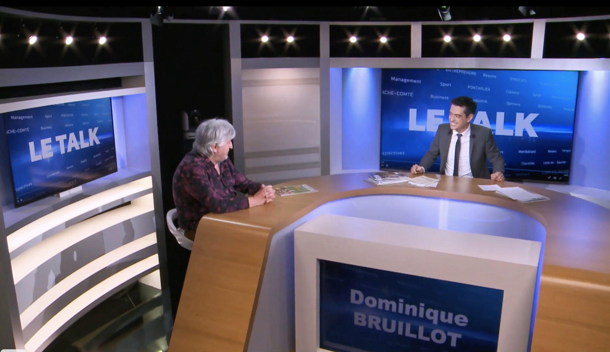 Dominique Bruillot est l'invité de Vincent Harbulot dans Le Talk