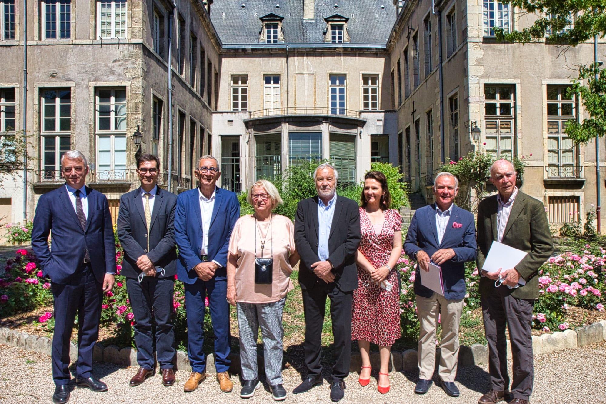 Dijon fait valoir ses atouts pour héberger l'Organisation Internationale de la Vigne et du Vin