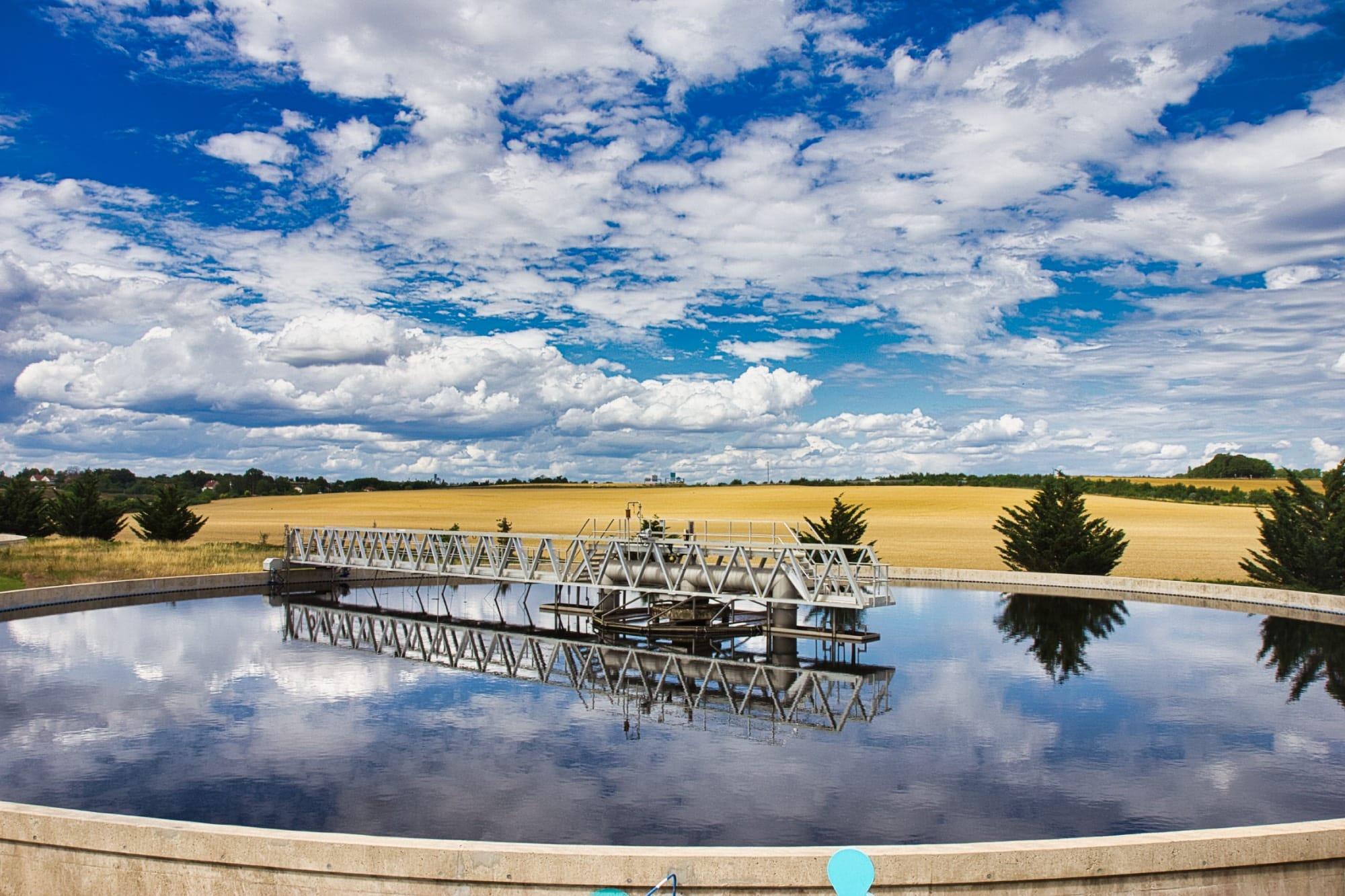 Dijon construit une usine pour la méthanisation des boues d'épuration