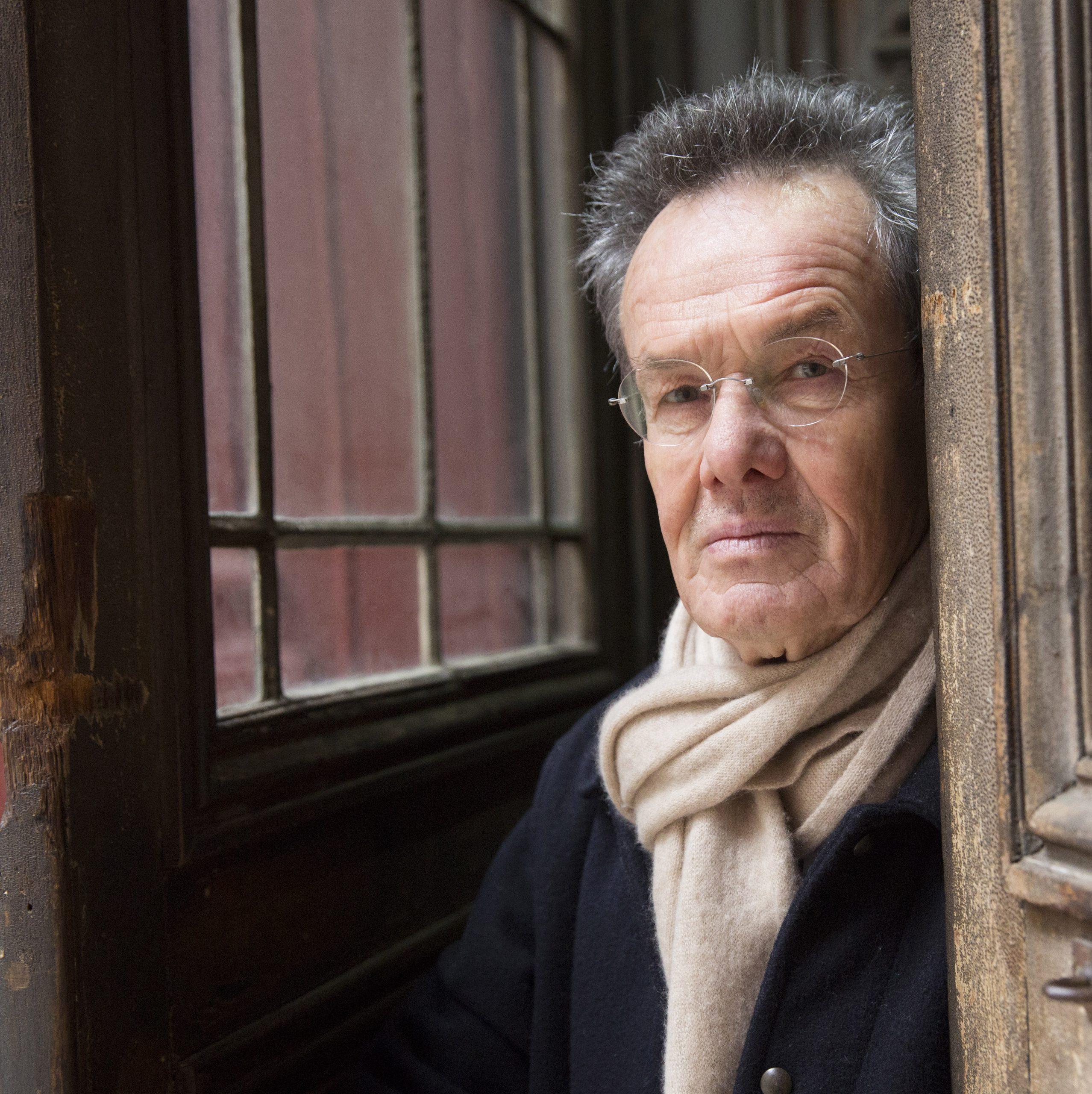 Jean-Paul Kauffmann président de Livres en Vignes 2021