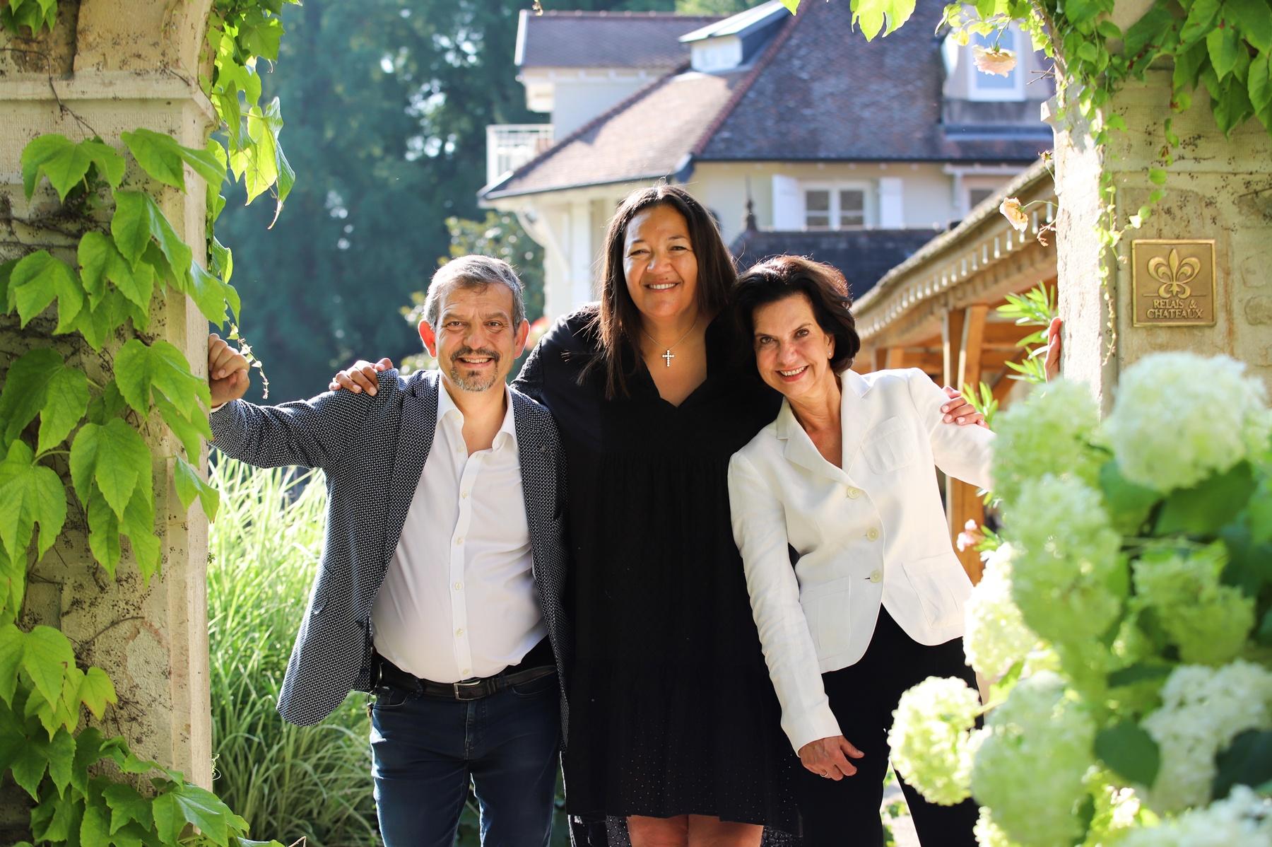 Jean-Louis et Susanne Bottigliero transmettent l'Hostellerie de Levernois et Sainte-Sabine à «Mademoiselle»