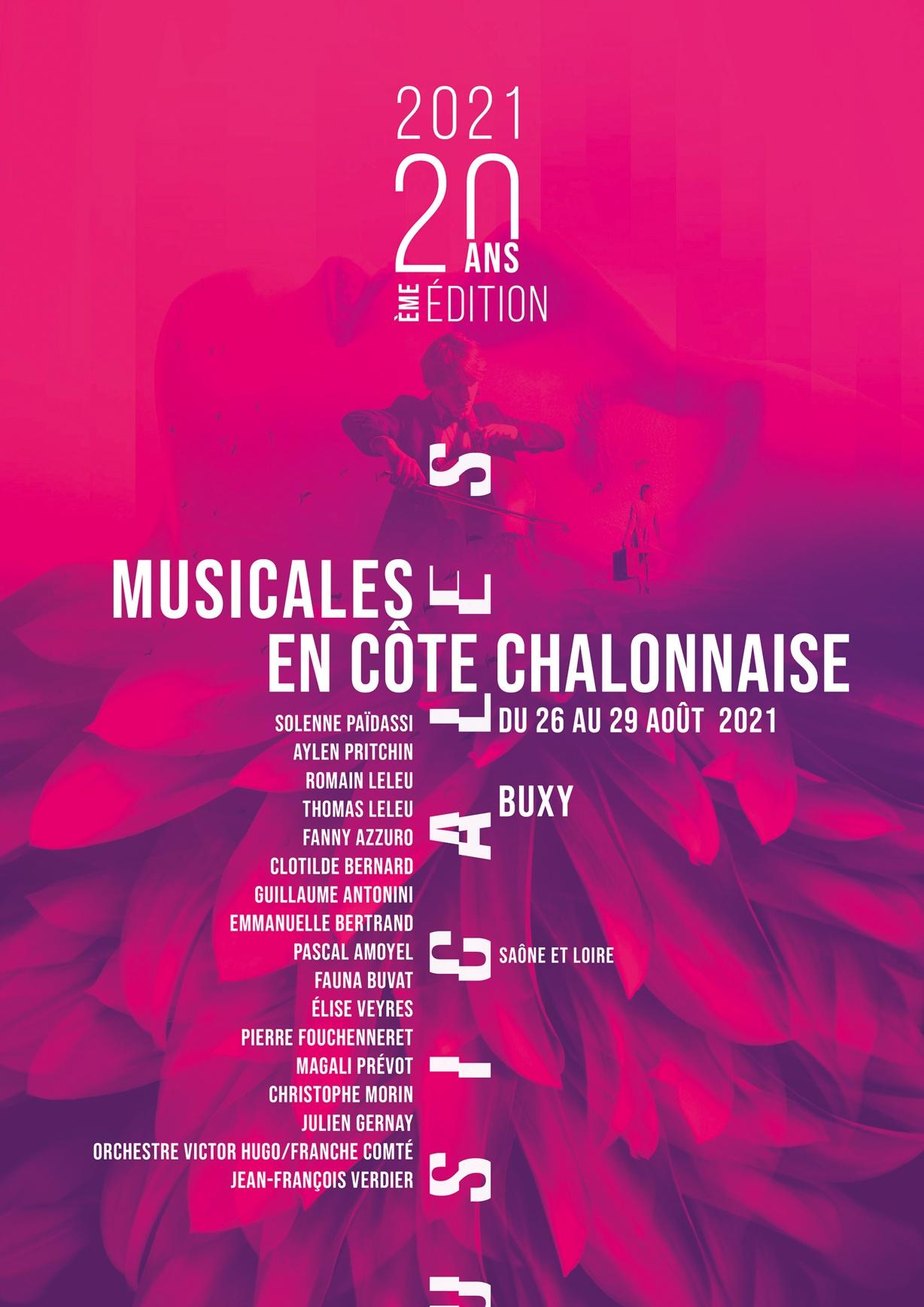 Musicales en Côte chalonnaise : du sud et du son pour la 20e édition