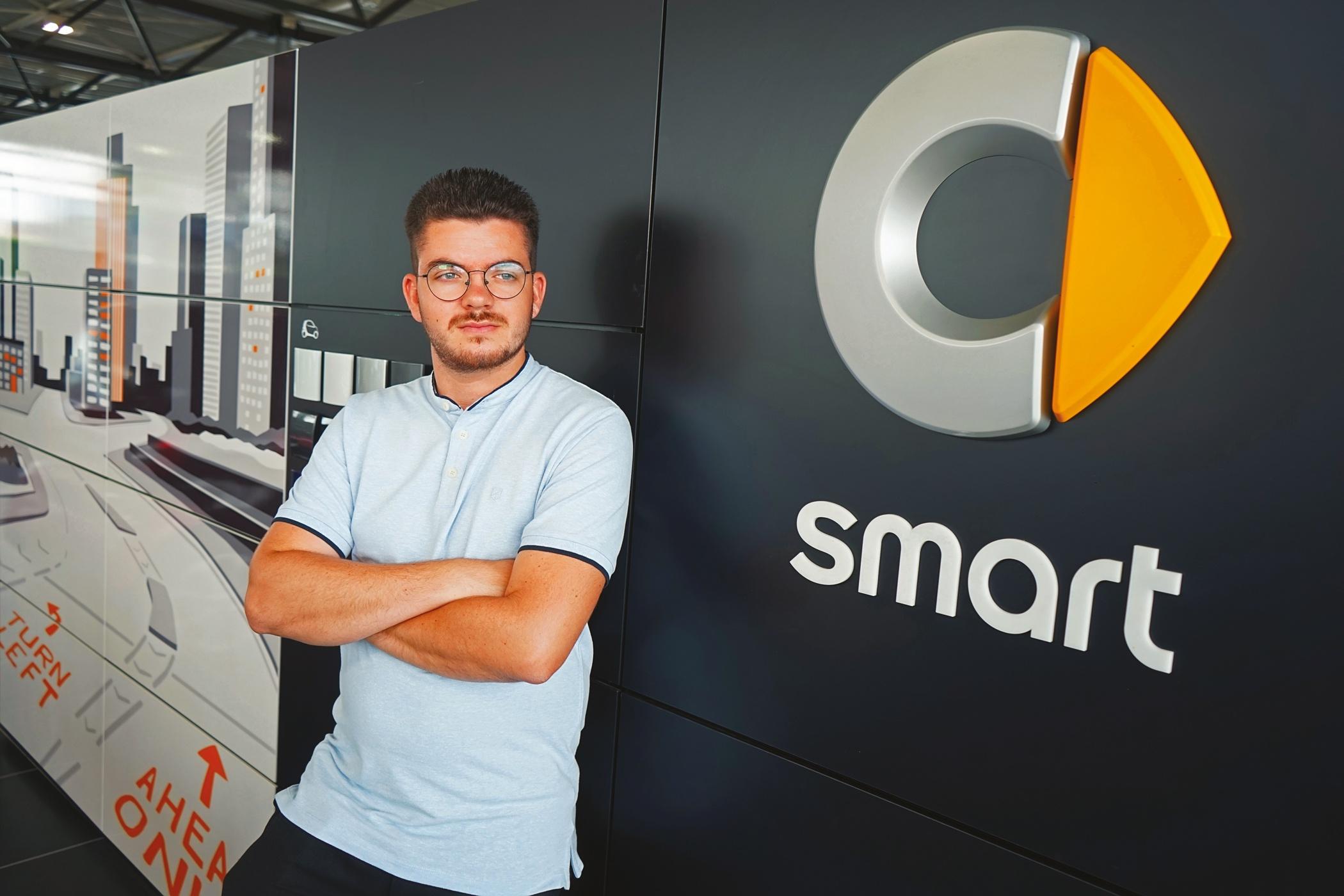 Avec ses micro-citadines électriques, Smart prend ses marques à Dijon