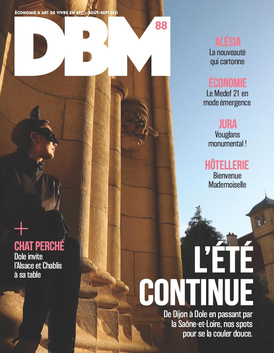DBM n°88 prolonge son été en Côte-d'Or… et ailleurs