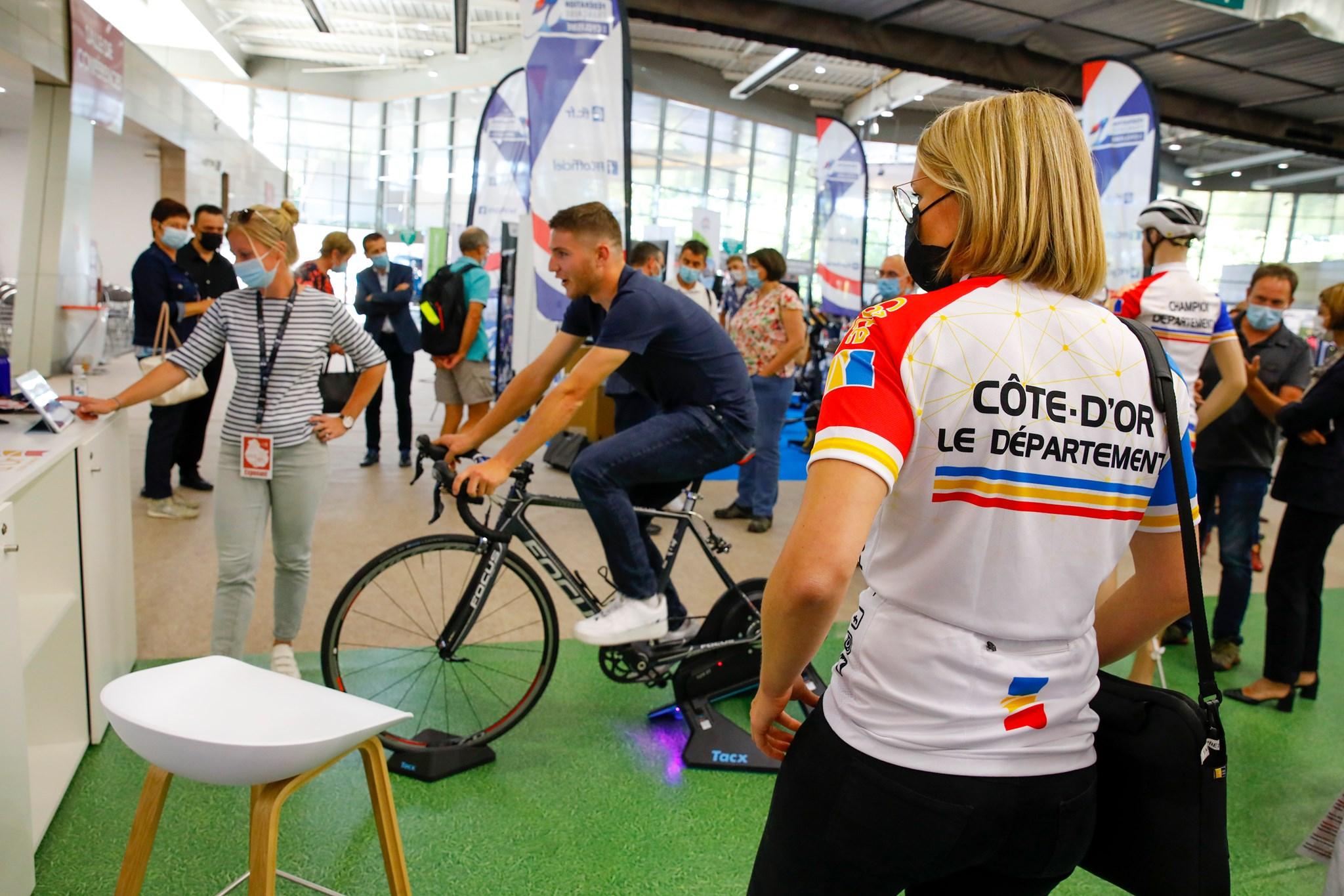 Dijon : après une première encourageante le salon Vélo & Co bien reparti pour un tour