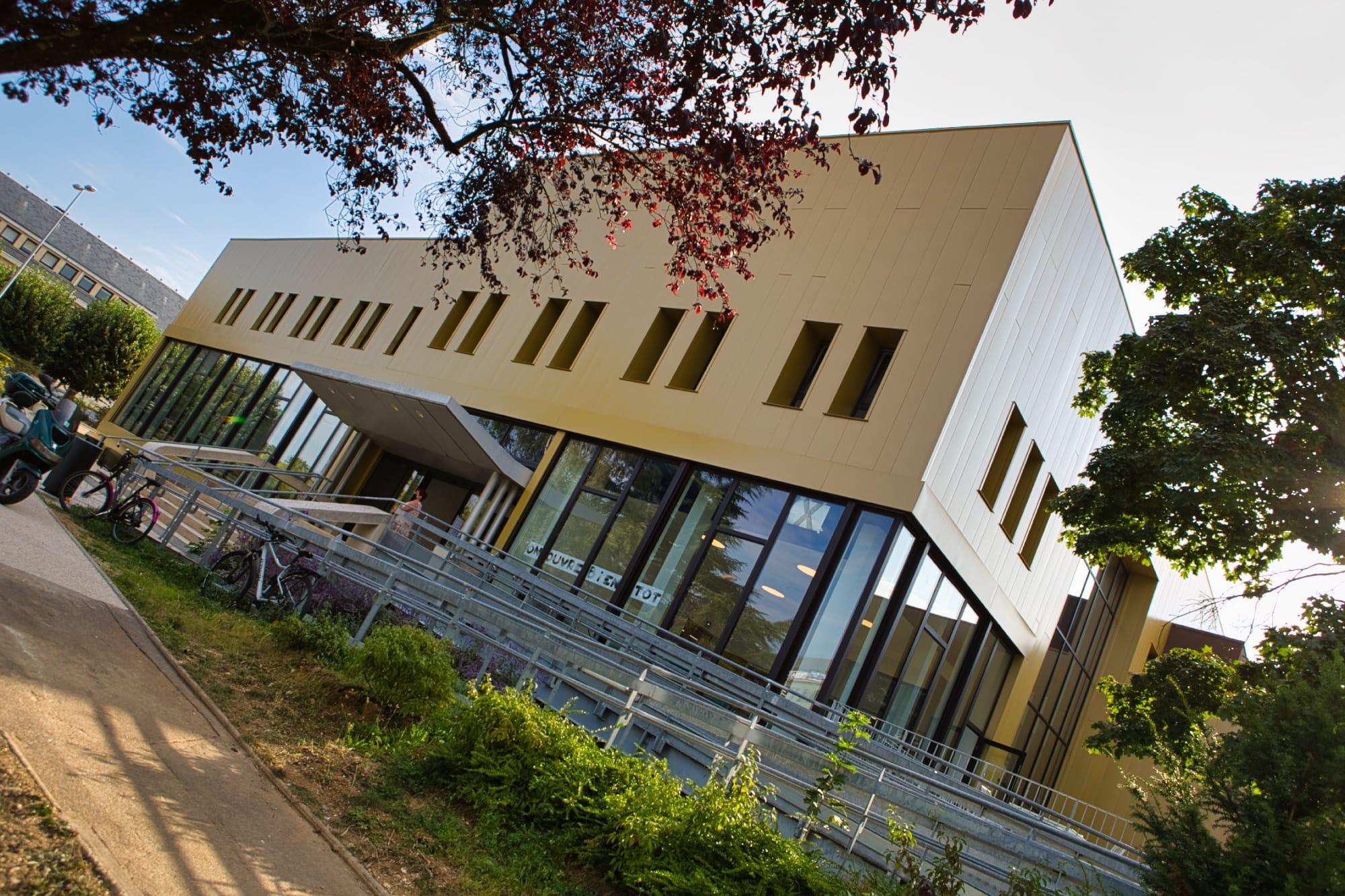Le Cortex : l'Université de Bourgogne ouvre sa « bibliothèque du futur »