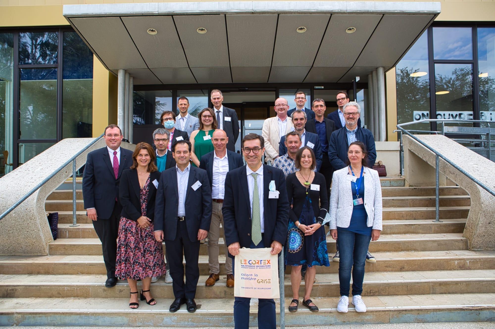 Université de Bourgogne : sur le campus dijonnais, une rentrée 2021 enfin « normale »