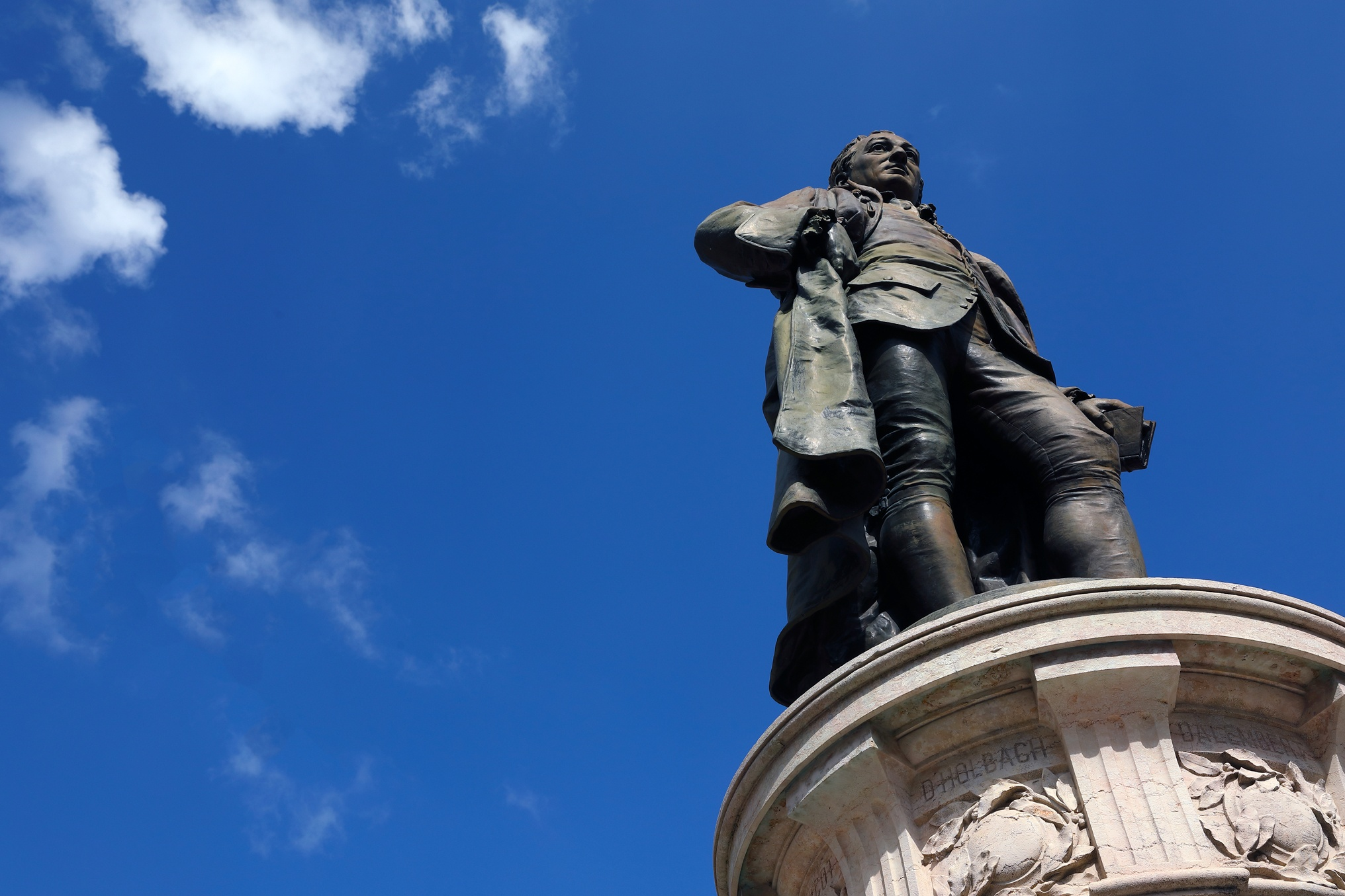 Un tour en Haute-Marne : Langres et Diderot, inséparables
