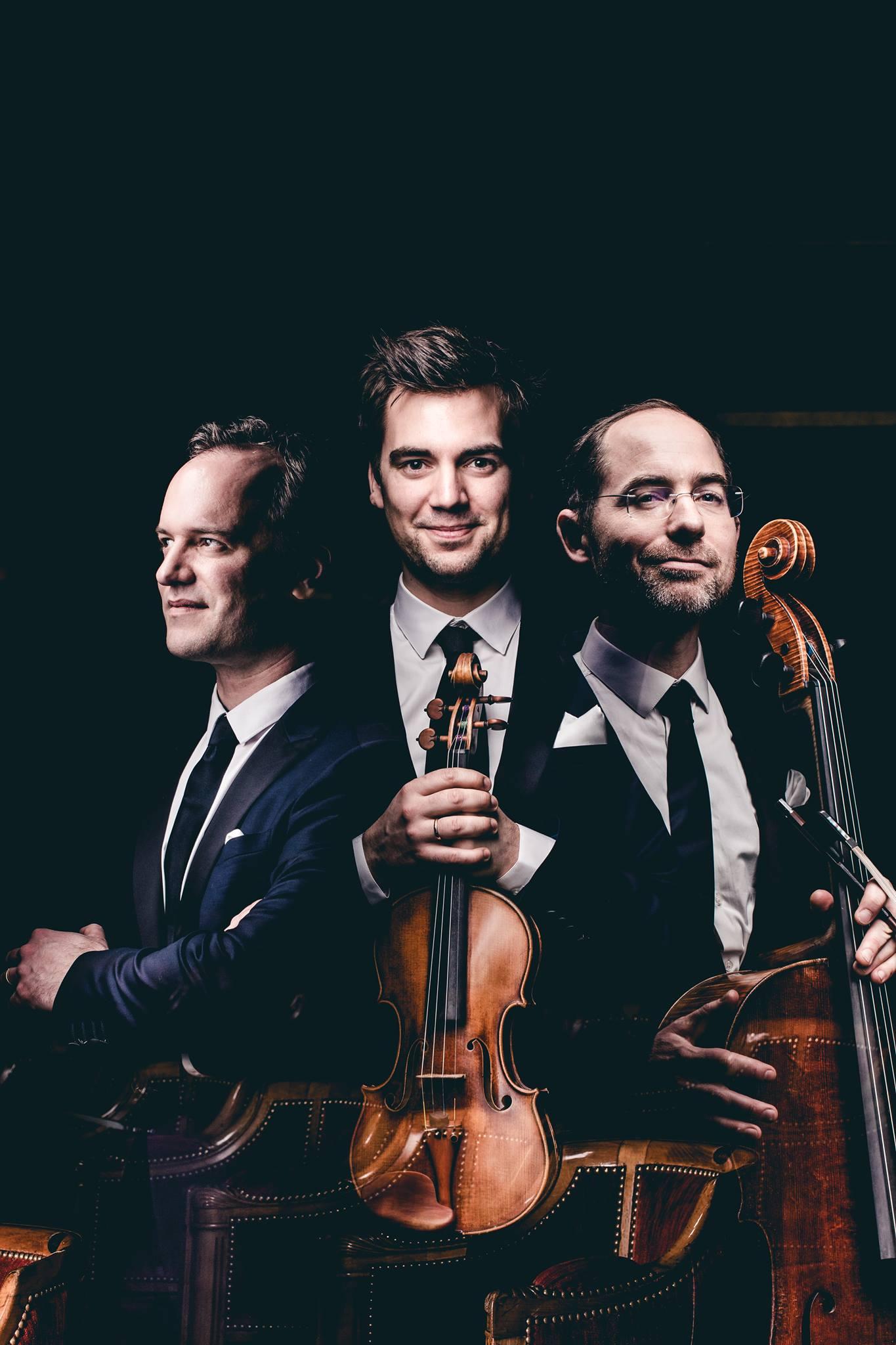 Musicales œnologiques : « Trio Chausson and friends » au château de Commarin