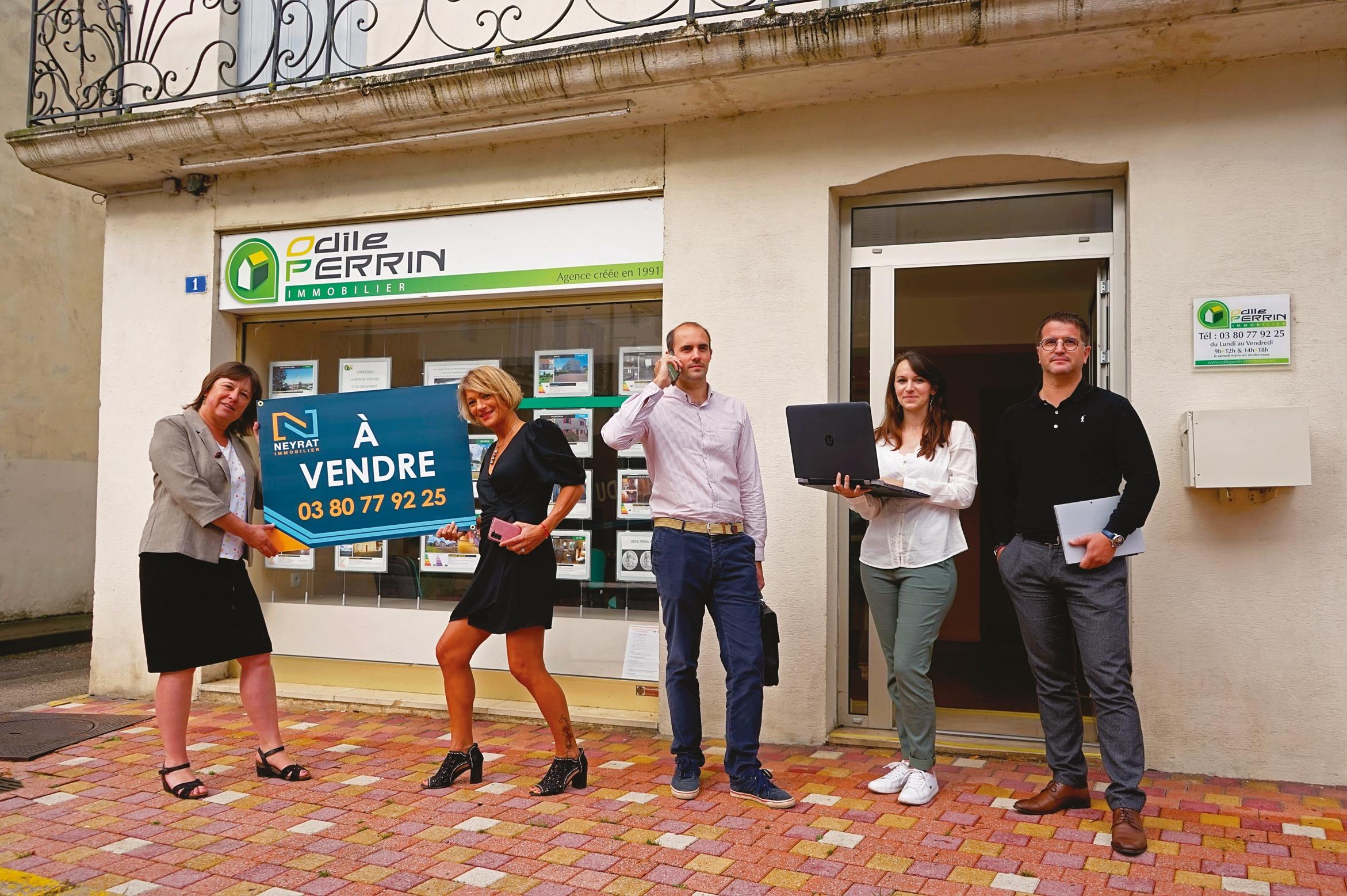 Immobilier : Neyrat prend ses quartiers à Saint-Jean-de-Losne