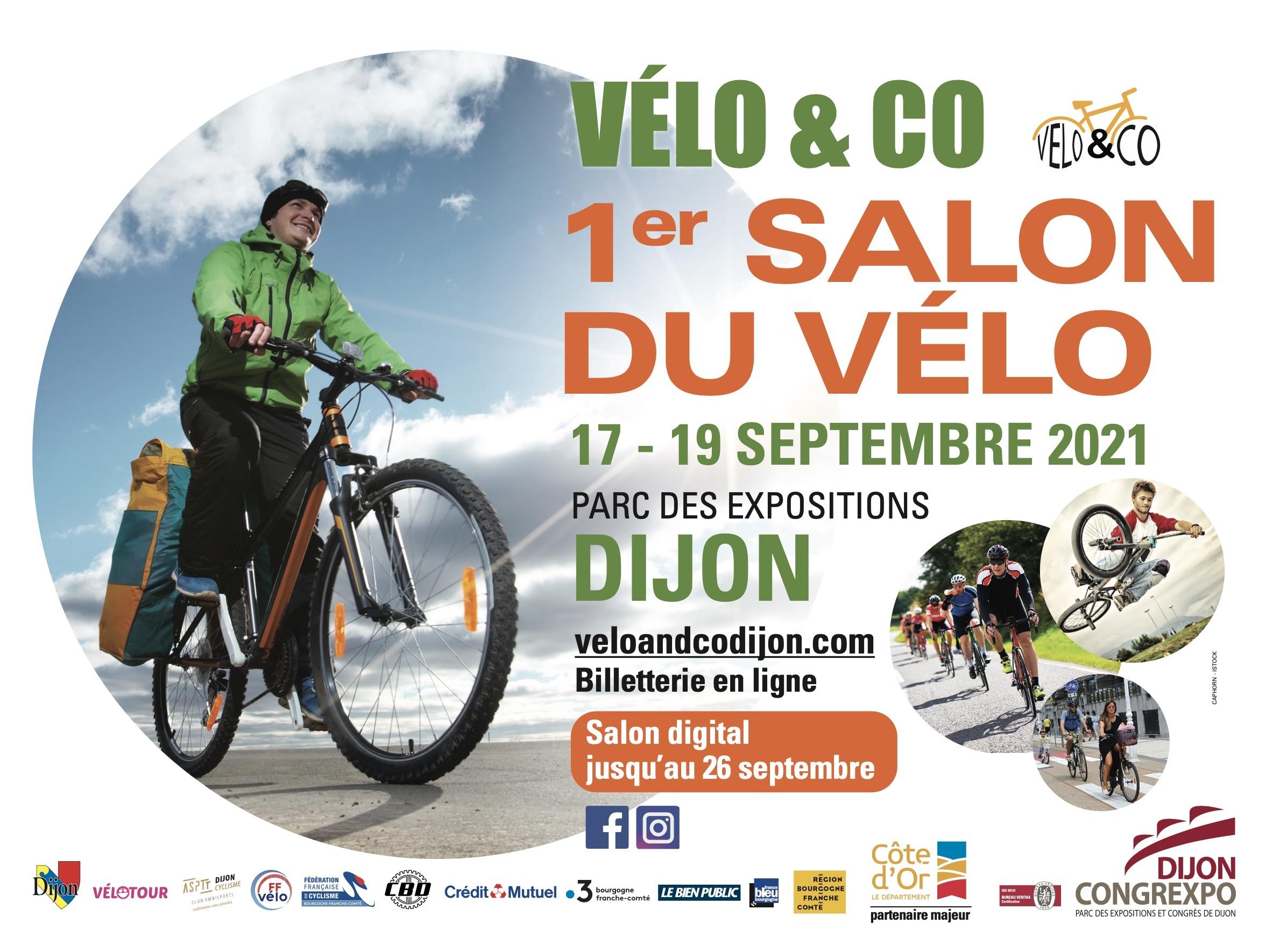 Dijon Congrexpo se remet en selle avec le salon Vélo & Co